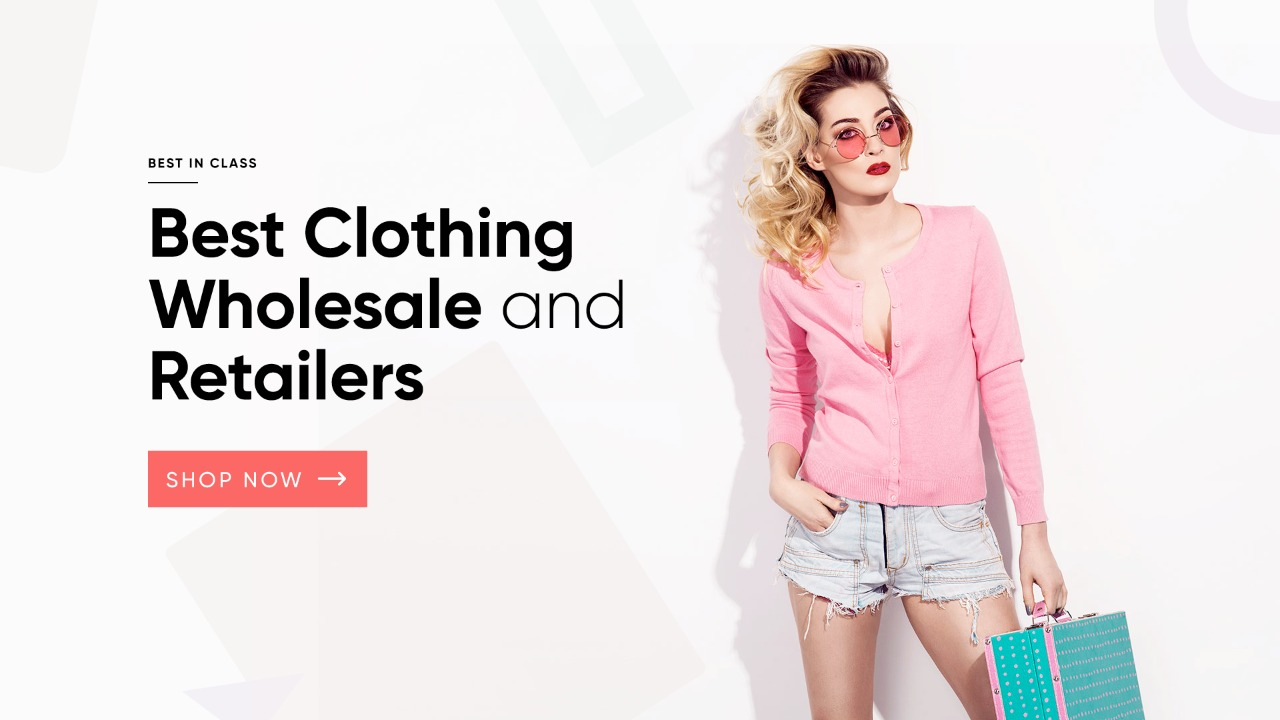 Clothing from Wholesalers and Retailers