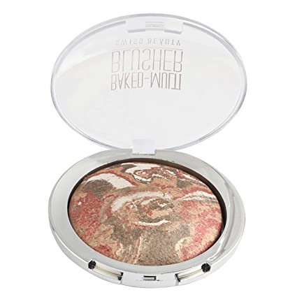 Swiss Beauty Baked Multi Blusher, Face MakeUp, Multicolor-06, 10g