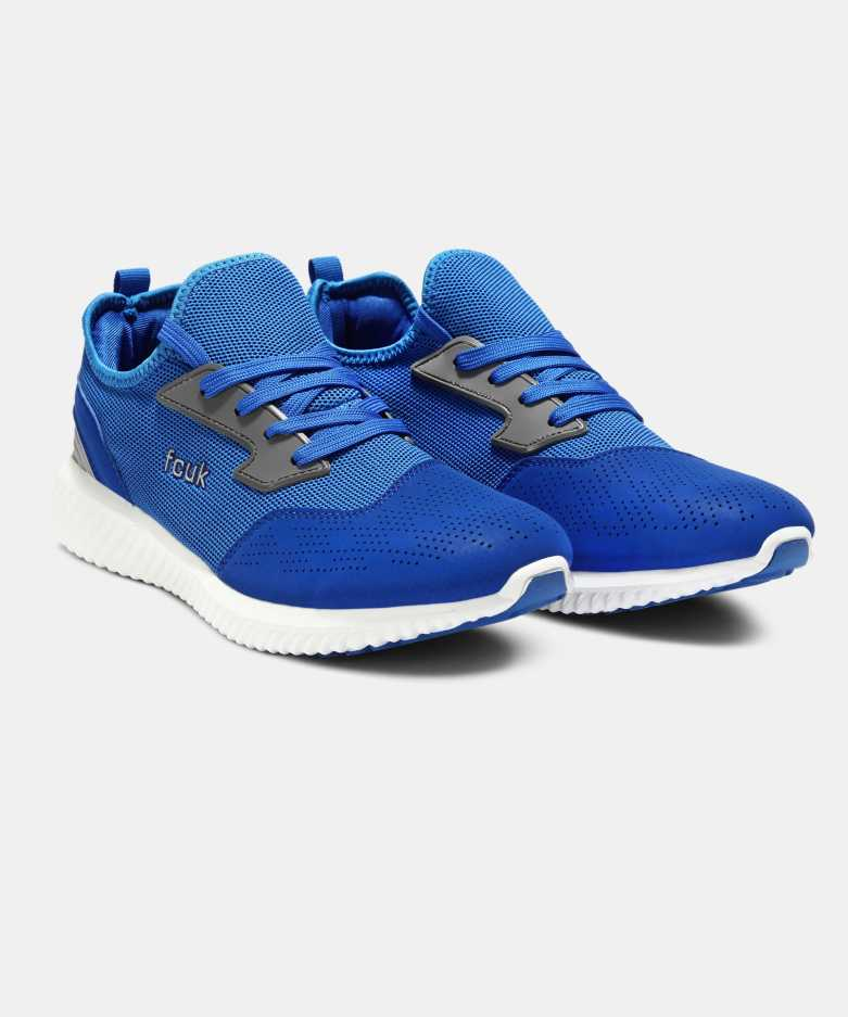 French Connection  Sneakers For Men  (Blue)