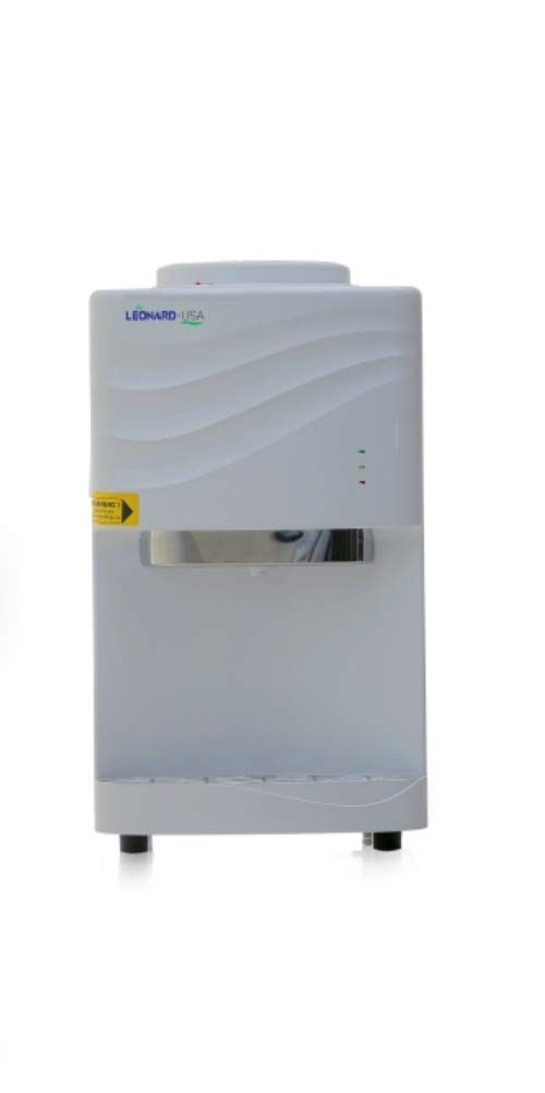 LEONARD USA Hot, Cold and Normal Table Top Water Dispenser , Based on American Technology