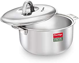 Prestige Prime Stainless Steel Insulated Casserole, 3 L