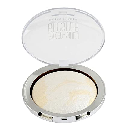 Swiss Beauty Baked Multi Blusher, Face MakeUp, Multicolor-07, 10g