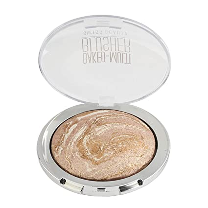 Swiss Beauty Baked Multi Blusher, Face MakeUp, Multicolor-03, 10g