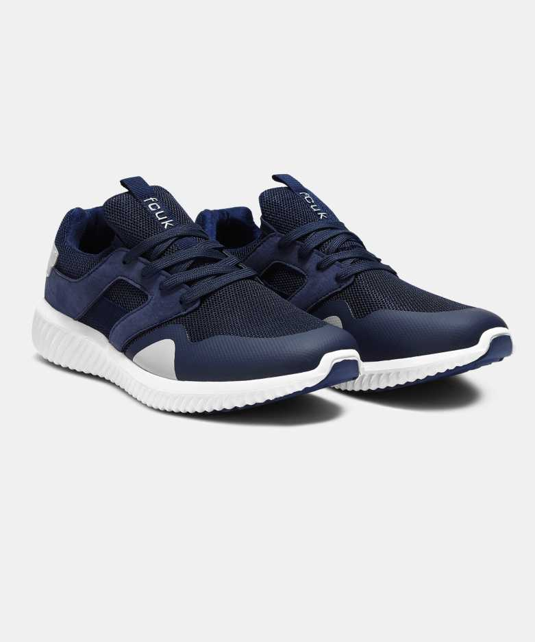 French Connection  Sneakers For Men  (Navy)