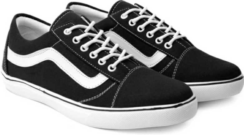 Xtoon  casual sneaker shoes Sneakers For Men  (Black)
