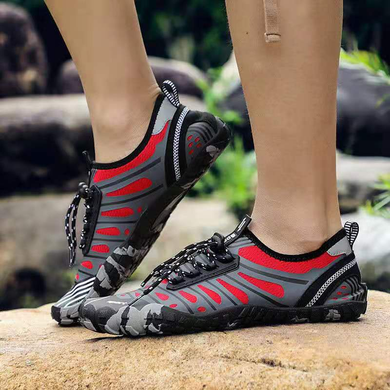 Men's and women's wading hiking shoes
