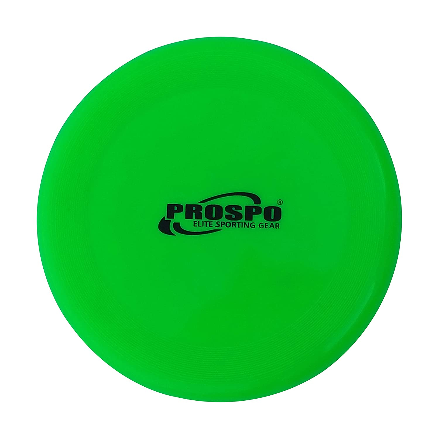 """PROSPO (EZFLY) 12"""" Plastic Flying Disc,  Frisbee,Flying Disk for Outdoor Playing"""