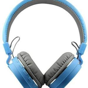 Wireless Stereo Bluetooth Headphones with FM,SD Card Slot for All Smartphone Device SH-12 Headphone Foldable