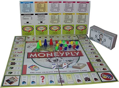 Prospo Classic Moneyply Kids Trading Game (for Children & Youth)