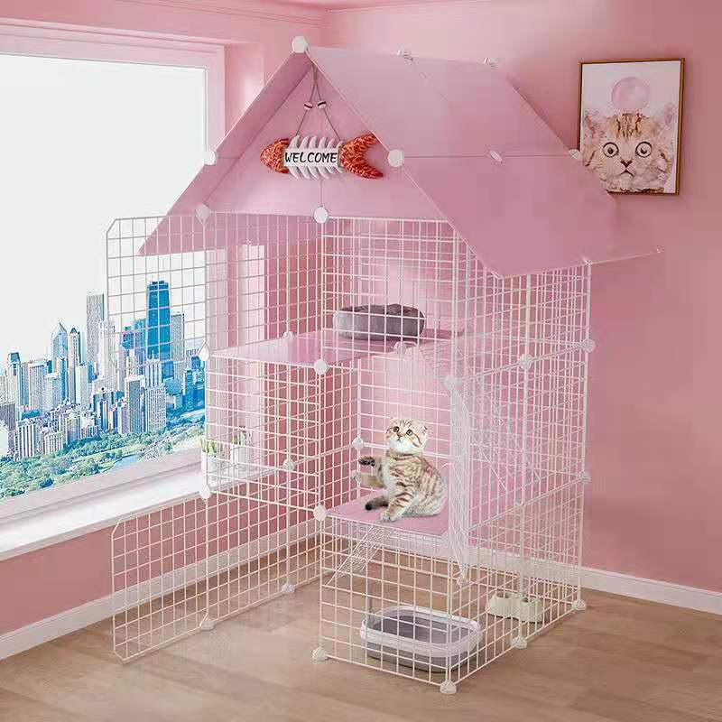 The cat cage2