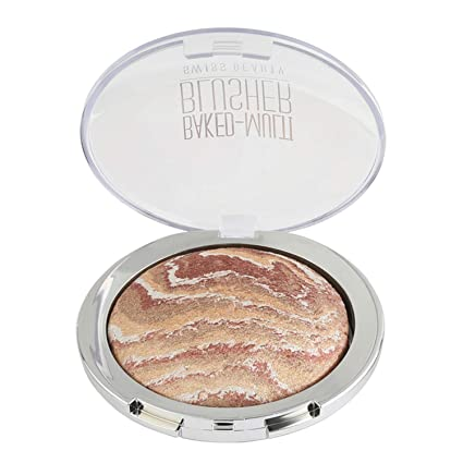 Swiss Beauty Baked Multi Blusher, Face MakeUp, Multicolor-05, 10g